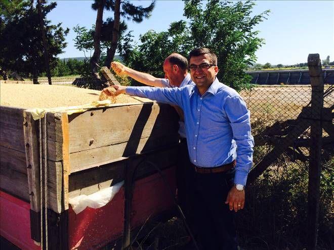 Bülent ÖZ Çiftçilerin Sorununa Çare Oldu