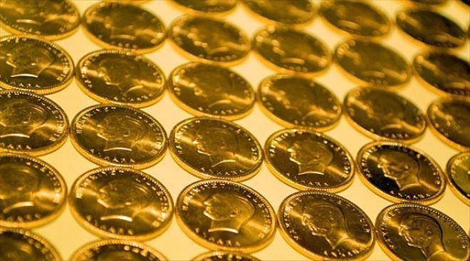 Çeyrek Altın 268 Lira Oldu...
