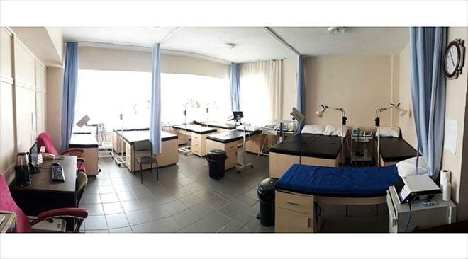 Çan Devlet Hastanesi Fizik Tedavi Ünitesi Yenilendi