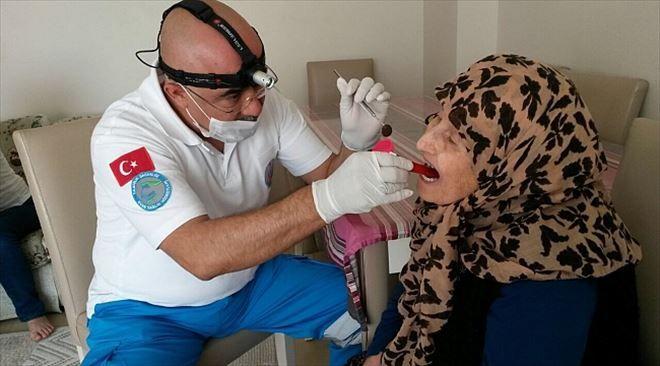 Ağız Ve Diş Sağlığı Merkezin´de Evde Sağlık Hizmetleri Hizmete Sunuldu...