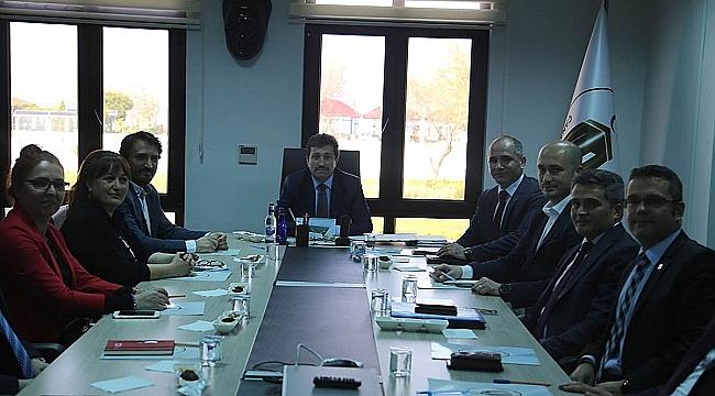 2018 TROYA Yılı İcra Kurulu Vali Orhan Tavlı Başkanlığında Toplandı