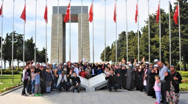 Çan Belediyesi Geleneksel Şehitlik Ziyaretleri Devam Ediyor