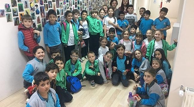 Çocuk Kültür Evi Çanakkale'deki Okulları Ağırlıyor