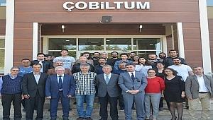 Kale-ÇOMÜ İşbirliğiyle Yapılan Eğitim Programının Sertifika Töreni Gerçekleştirildi