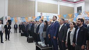 AK Parti Aday Listesini Çan'da Tanıtıldı