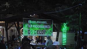 Atatürk Mahalle İftarı Gerçekleştirildi