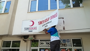 Türk Kızılayı Çan Şubesi Kapatıldı!