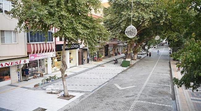 Çan Halkı Prestij Caddesinin Yeni Görüntüsünü Sevdi