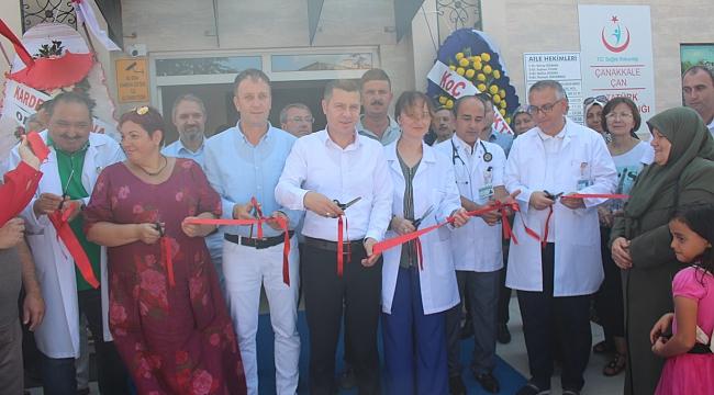 Fatih ve Atatürk Mahalleleri, Aile Sağlığı Merkezine Kavuştu!