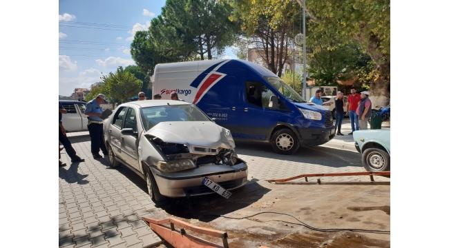 Çan'da Zincirleme Trafik Kazası!