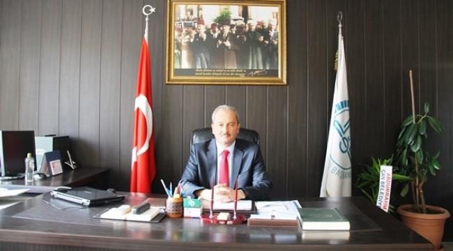 Çan İlçe Müftülüğü'ne Atanan Mustafa Korkmaz Görevine Başladı