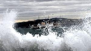 Marmara ve Ege'de Fırtına Bekleniyor!