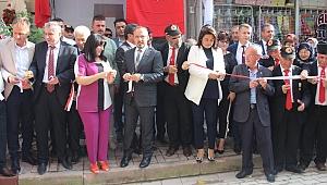 Şehit ve Gazi Aileleri Derneği Çan Şube Başkanlığı Açıldı
