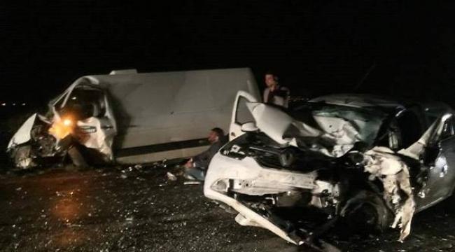 Çan'da Korkutan Kaza! 2 Yaralı…