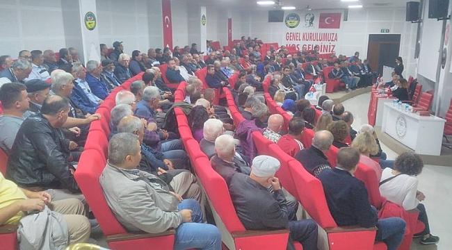 CHP'de Aday Bülent Öz, İlk Sıra Meclis Üyesi Harun Aslan