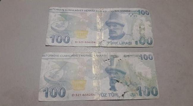 Çan'da Piyasaya Sahte Para Süren 2 Kişi Tutuklandı!