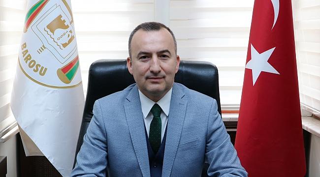 """Çanakkale Barosu Başkanı Av. Bülent Şarlan; """"18 Mart Termik Santralinde Yaşanan İş Kazasının Takipçisi Olacağız"""""""