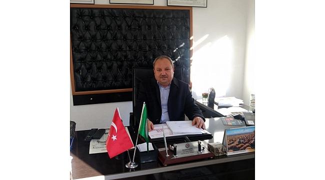 Çan Ziraat Odası Başkanı Hasan Şahin'in Yeni Yıl Kutlama Mesajı