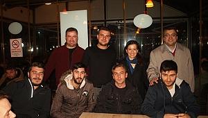 CHP Çan Belediye Başkan Adayı Bülent ÖZ; Gençlerimizin Gelecek Mücadelesinde Yanlarında Olacağız