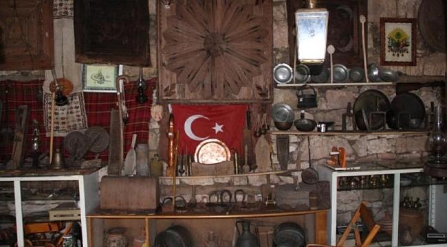 Çomaklı'dan Tarihe Işık Tutan Müze