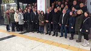 CHP Çan İlçe Başkanlığına Atilla Erbil Seçildi