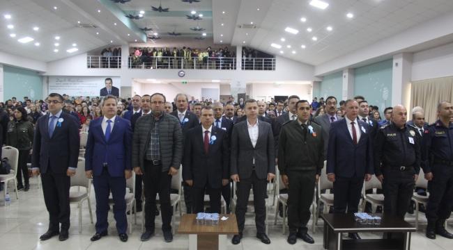 Çan'da 12 Mart İstiklal Marşı'nın Kabulü ve Mehmet Akif Ersoy'u Anma Günü Kutlandı