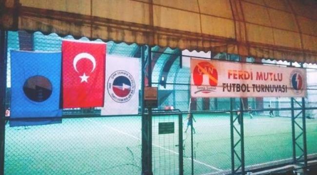18 Mart Çan Termik Santrali Ferdi Mutlu Futbol Turnuvası Başladı