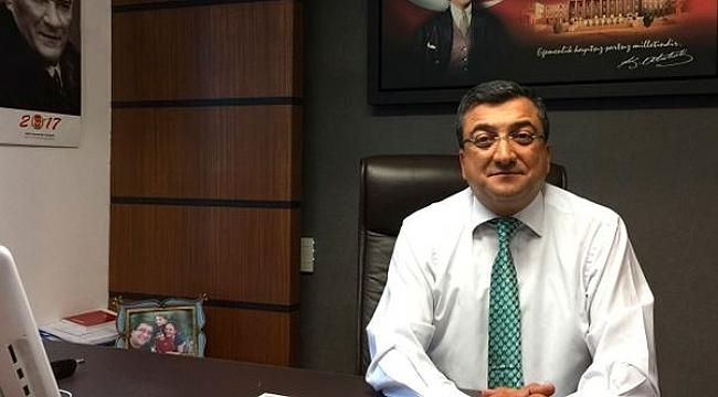 Çan Belediye Başkanı Bülent Öz'ün Miraç Kandili Mesajı