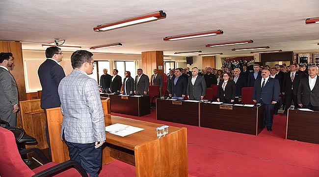 Çan Belediyesi İlk Meclis Toplantısını Gerçekleştirdi