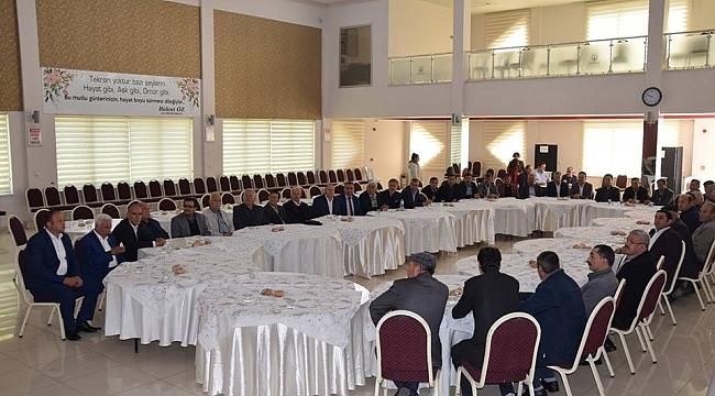Çan'da Köylere Hizmet Götürme Birliği 2019 Yılı Olağan Meclis Toplantısı Yapıldı