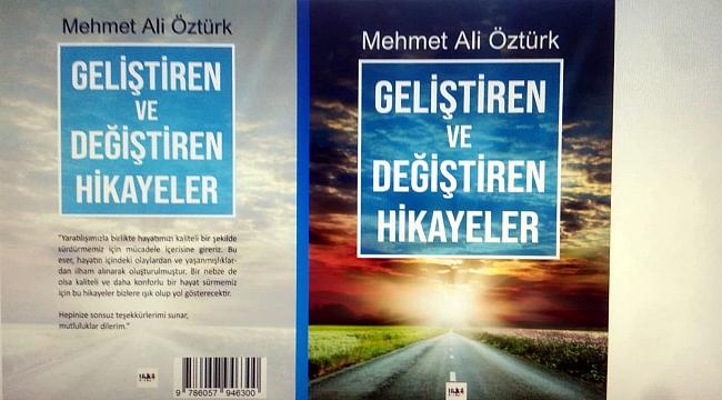 Çan'da Yaşayan Sosyolog Yazar Mehmet Ali Öztürk, İlk Kitabını Çıkardı