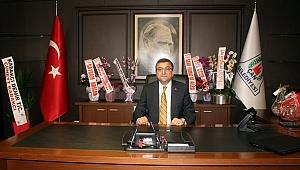 Çan Belediye Başkanı Bülent Öz'ün 19 Mayıs Atatürk'ü Anma Gençlik ve Spor Bayramı Kutlama Mesajı