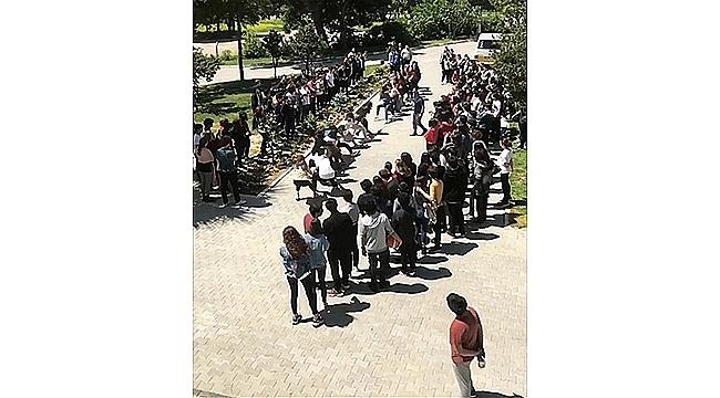 Çanakkale Koleji'nde Hıdrellez Coşkusu