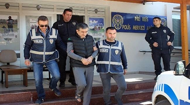 Cinayet Zanlısı Çanakkale'de Yakalandı!
