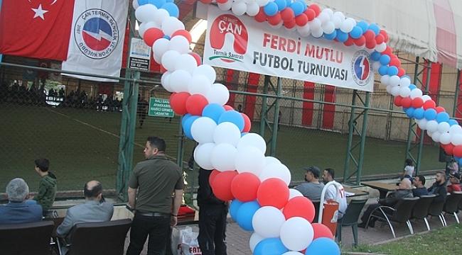 Ferdi Mutlu Futbol Turnuvasında Kupa Forever Team Takımının Oldu