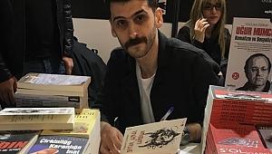 TURGAY ÇUMAK'TAN POLİSİYE ROMAN!