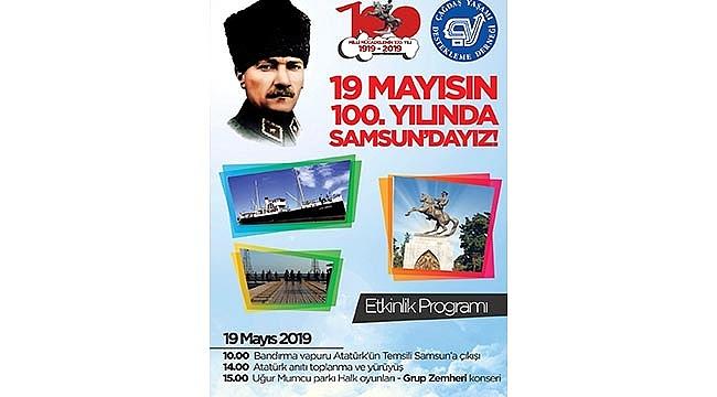 Türkan Saylan'ın Gençleri Samsun'a Gidiyor