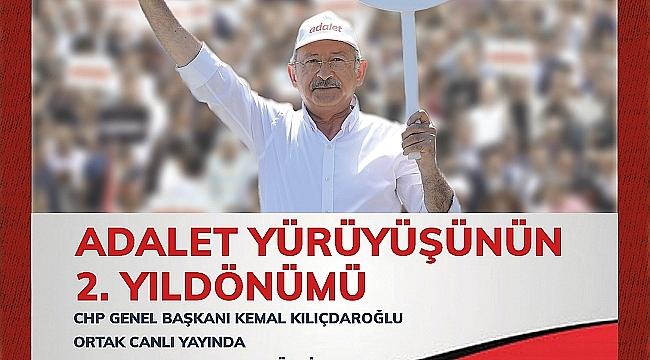 Kılıçdaroğlu, Canlı Yayın Konuğu Oluyor!