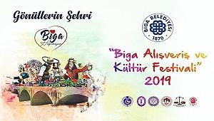 Biga Alışveriş Ve Kültür Festivali Başlıyor