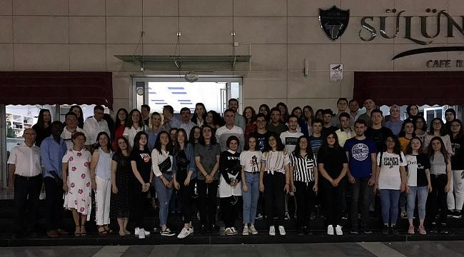 Biga Doğa Koleji, Öğretmen Ve Öğrencilerle Tanışma Toplantısı Gerçekleştirdi