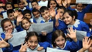 Çan Belediye Başkanı Bülent Öz, Öğrencilere İyi Tatiller Diledi