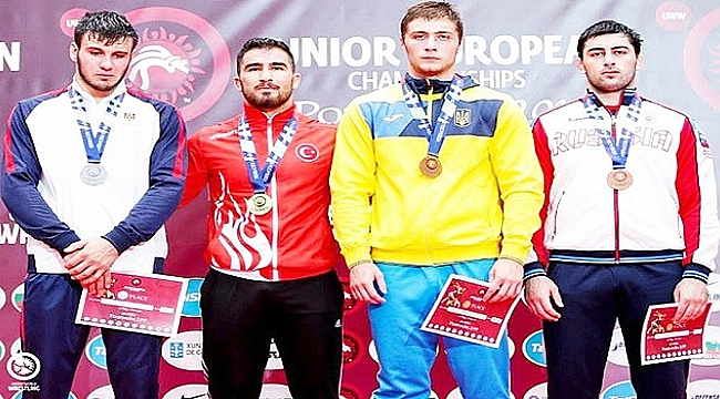 Çan'ın Gururu, Avrupa'nın Şampiyonu