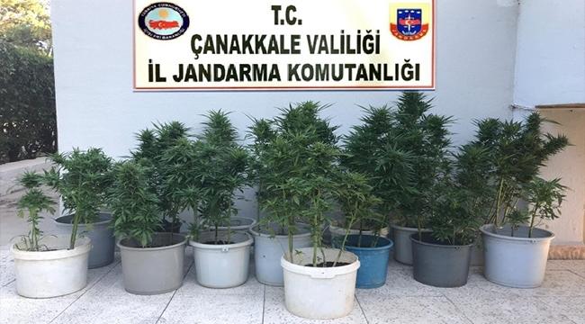 Jandarma Ve Polisten Ortak Uyuşturucu Operasyonu