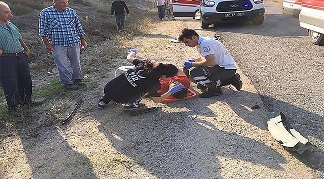 Araçlar Çarpıştı! 2 Ölü, 2 Yaralı