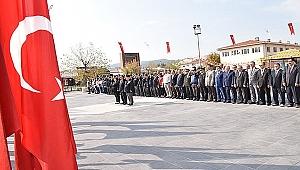 Çan'da 19 Eylül Gaziler Günü Kutlandı