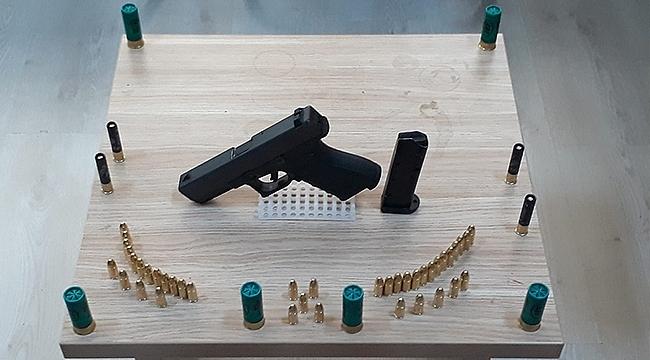 Çanakkale'de Silah Kaçakçılığı Operasyonu Yapıldı!