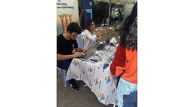 Çanakkale'ye Yeni Gelen Üniversite Öğrencilerine İŞKUR Faaliyetlerini Tanıtıldı