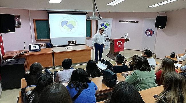Aktif Öğrenci Topluluğu Çalışmalarına Başlıyor