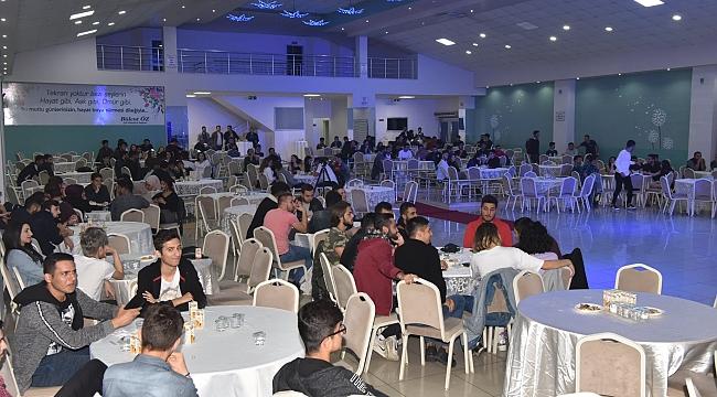 Çan Belediyesi, Üniversite Öğrencileriyle Tanışma Partisi Düzenledi