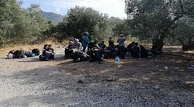 Firar Eden Mülteciler Aranıyor